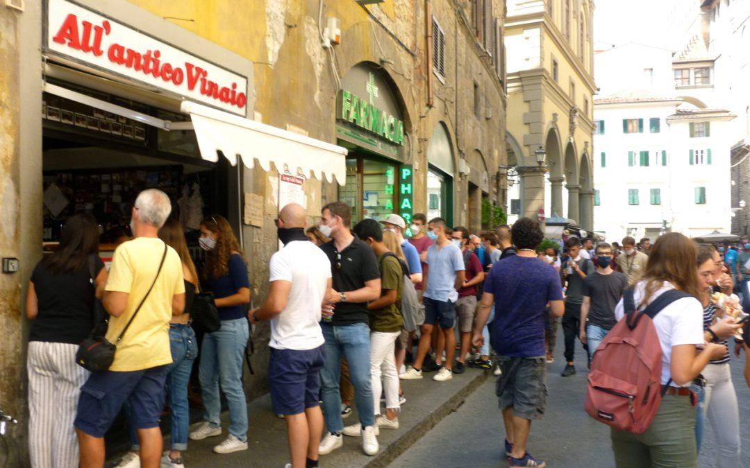 De broodjescultuur van Florence