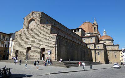 San Lorenzo: juwelenkastje van de Medici