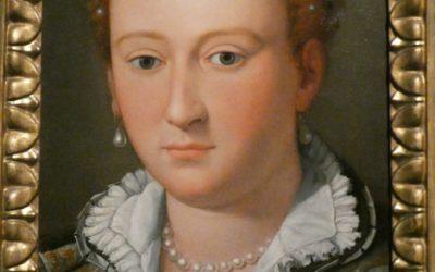 Een Venetiaanse aan het hof van de Medici